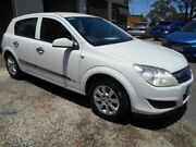 2007 Holden Astra AH MY07 CD White 4 Speed Automatic Hatchback Woodville Charles Sturt Area Preview