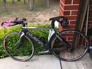 2012 Womens's Kuota Kalibur TT bike Singleton Singleton Area Preview