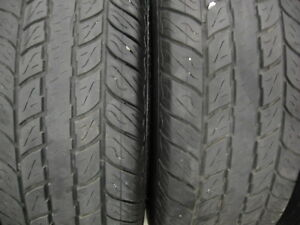 SET OF 4 215/70R16 ALL SEASON.$60 FOR ALL 4.