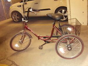 LIKE NEW ADULT TRICYCLE