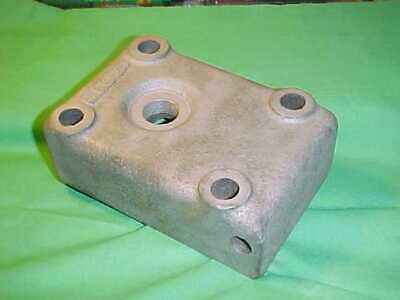 Fairbanks Morse Z Style D Head Stationary Gas Engine Salt Block Good