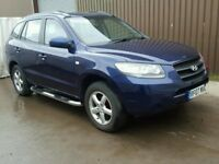Hyundai Santa Fe 2007 2.2 Diesel 5 Speed Manual D4EB Braking For Spares-PARTS-FREE NEXT DAY DELIVERY