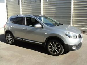 2010 Nissan Dualis J10 Series II TI (4x4) Grey 6 Speed CVT Auto Sequential Wagon Edwardstown Marion Area Preview