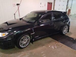2014 Subaru Impreza WRX STi Sport tech Hatchback