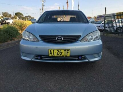 2006 Toyota Camry ACV36R Altise Blue Automatic Sedan