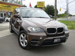 2011 BMW X5 35i,NAV,360 CAMERA,PANORAMIC,NO ACCIDENT