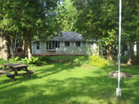 Cottage available for rent in Oliphant (Lake Huron near Sauble)