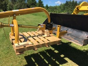 clamp to bucket PALLET FORKS, 2000lb capacity, FREE SHIPPING !!! Moose Jaw Regina Area image 4