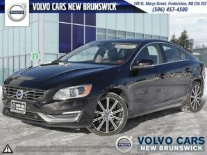 2014 Volvo S60 T6 AWD   HEATED LEATHER   BACK UP CAM   SUNROOF