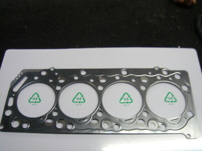 FOR MITSUBISHI SHOGUN PAJERO DELICA L200 2.5 TD 4D56T 01-06 STEEL HEAD GASKET for sale  United Kingdom