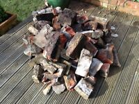 Brick rubble going free