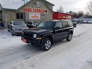 2012 Jeep Patriot Limited 4x4!! Leather!!