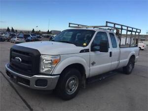 2011 Ford F-250 XL - Extended Cab - Diesel