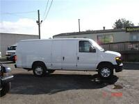 2012 Ford E250 Cargo Van Commercial Extended