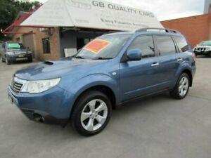 2010 Subaru Forester MY10 XT Premium Turbo !! 4 Speed Auto Elec Sportshift Wagon Granville Parramatta Area Preview