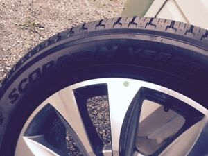 Mercedes GL450 GL 550 and others New 20 Inch OEM Wheels  Tires