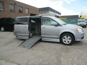 2014 Dodge Grand Caravan Crew Wagon