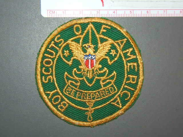 Boy Scout Assistant Scoutmaster 3553R