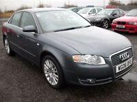 AUDI A4 2.0 T FSI SE 4d 197 BHP PETROL (grey) 2006