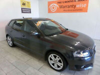 2009 Audi A3 1.9TDI E Sport 103 BHP ***BUY FROM ONLY £33 PER WEEK***