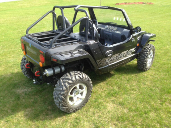 Used 2014 Other DISCOVERY UTV