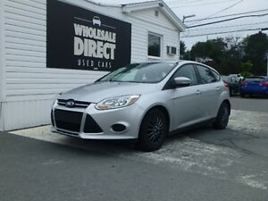2013 Ford Focus HATCHBACK SE 5 SPEED 2.0 L