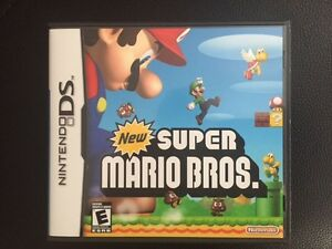 Nintendo DS Super Mario Bros.