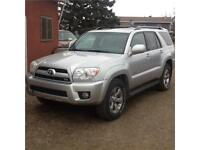 SWEET 2008 TOYOTA 4RUNNER LIMITED NEEDS NOTHING $10500 TAKES IT