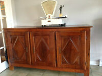 Buffet 19es France - ANTIQUES -(moving abroad)