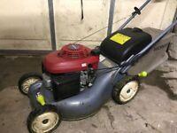 Petrol mower- Honda Izzy
