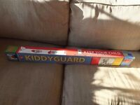 LASCAL KIDDYGUARD RETRACTABLE SAFETY STAIRGATE EXCELLENT CONDITION