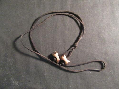 Wood Badge Lanyard 2 Bead Set        c60