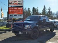 2011 Ford F-150 FX4 CREW CAB 4X4 ECOBOOST