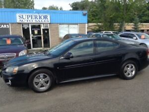 2006 Pontiac Grand Prix Fully Certified! No Accidents!