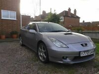 Toyota Celica 18oocc Vvtli for sale
