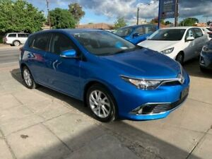 2017 Toyota Corolla ZRE182R Ascent Sport S-CVT Blue Gem 7 Speed Constant Variable Hatchback Park Holme Marion Area Preview