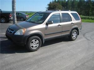 2004 Honda CR-V EX  FREE WINTER TIRES!!!