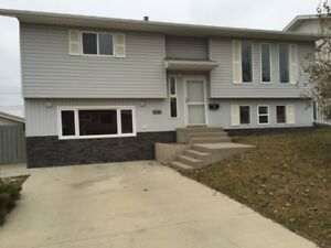 2 Bedroom main floor of house available Oct 1st