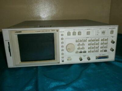 Leader 4850 2-channel Audio Analyzer