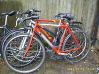 extra light specialized Carr-era, Marin, Giant, Triban, cannon, electric bike, aluminum