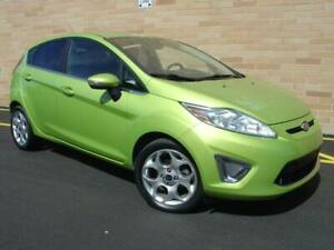 2011 Ford Fiesta SES. Leather! Heated Seats! Automatic!