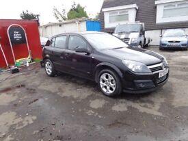 2006(55reg) Vauxhall Astra 1.6twinport 5 Door MOT'd April 19 100,000 Miles £995