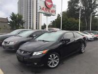 2012 Honda Civic Cpe Si ~ One Owner ~ Certified ~ Navigation Kitchener / Waterloo Kitchener Area Preview
