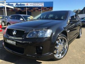 2009 Holden Commodore VE MY09.5 SS Black 6 Speed Automatic Sportswagon Blacktown Blacktown Area Preview