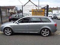 Audi A4 AVANT 2.0 TDI S Line 5dr a4diesel avant S line