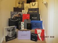 Designer Carrier Bags Large Collection