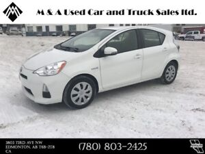 2014 Toyota Prius C -- Financing Available