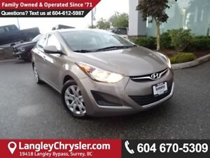 2015 Hyundai Elantra GL *ACCIDENT FREE * DEALER INSPECTED * C...