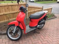HONDA SH50 50cc - Scooter Moped Ped - Mot Expired - V5 Logbook/Keys