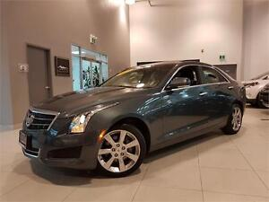 2013 Cadillac ATS 3.6L LUXURY-AWD-NAVIGATION-LOADED